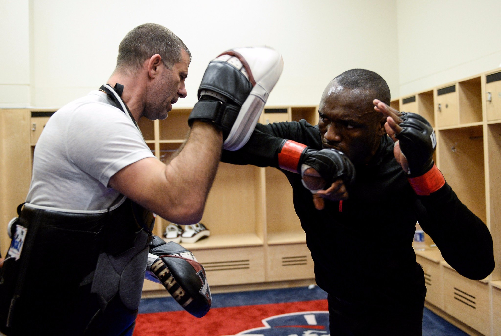 Ready for the #NigerianNightmare?  @Usman84Kg takes the Octagon NEXT! #UFCPittsburgh https://t.co/2vRJ9jGF3I
