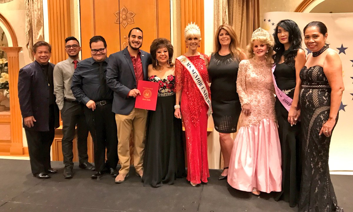Congratulations to my friend Salve Edelman for being crowned  #MsSeniorAsiaPacificUniverse #AAPI #OnlyInDistrict1<br>http://pic.twitter.com/D1w7lwLwvk