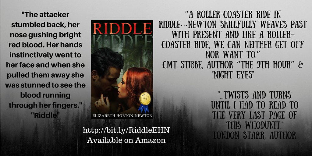 #Romantic #Thriller How many bodies will it take to solve the riddle of Riddle?  http:// bit.ly/ENREAD  &nbsp;   #IARTG #BookBoost #mustread #ASMSG <br>http://pic.twitter.com/wzsKmKJYBw