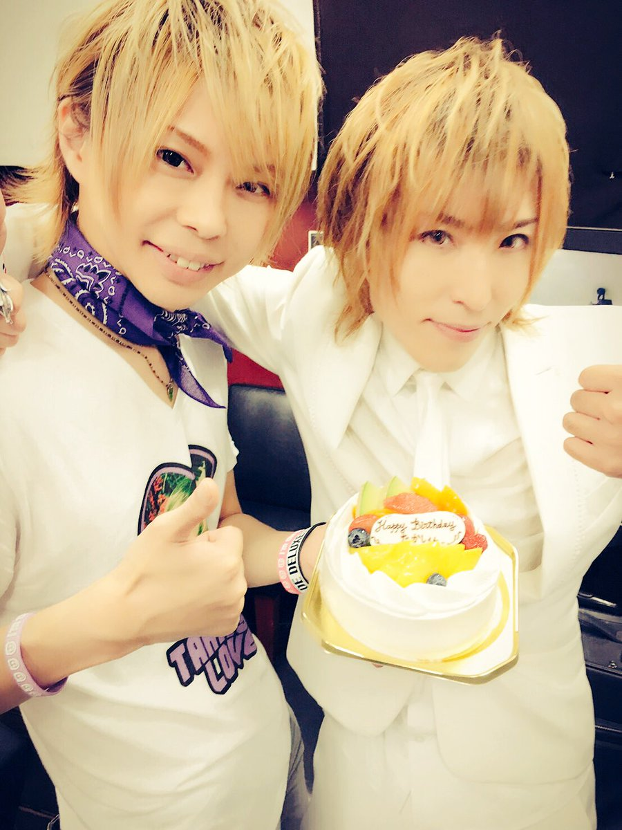 TAKASHIくん お誕生日ご愁傷さまです٩(๑❛ᴗ❛๑)۶  #WKWKPROJECT #TAKA…