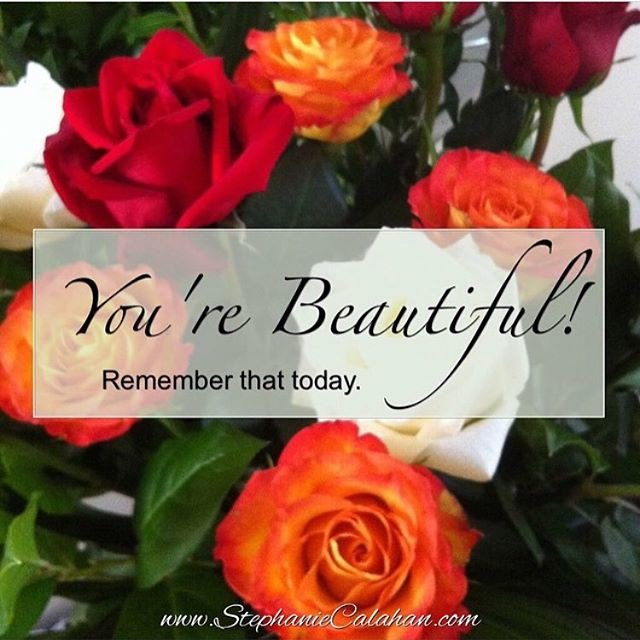 Reposting @stephcalahan: You. Are. Beautiful. Are you owning your beauty today? . #MagneticMindset #beauty #selflove #selfworth #selfimage<br>http://pic.twitter.com/CYjwvOF8DJ
