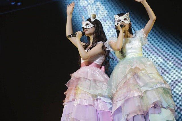 ClariS、ライブで素顔を解禁 news.nicovideo.jp/watch/nw2976293…