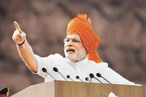 Happy birthday to our Honorable Prime Minister Shri. Narendra Modi Ji..