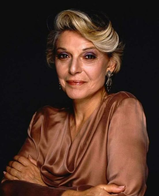 Happy Birthday to the amazing & beautiful Anne Bancroft  | September 17, 1931 - June 6, 2005