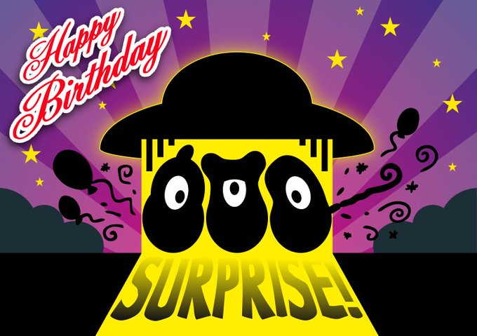 A Super Duper Soopa Happy Birthday To You Keith Flint Wave Your Hands In The Air Like You Don t Care
