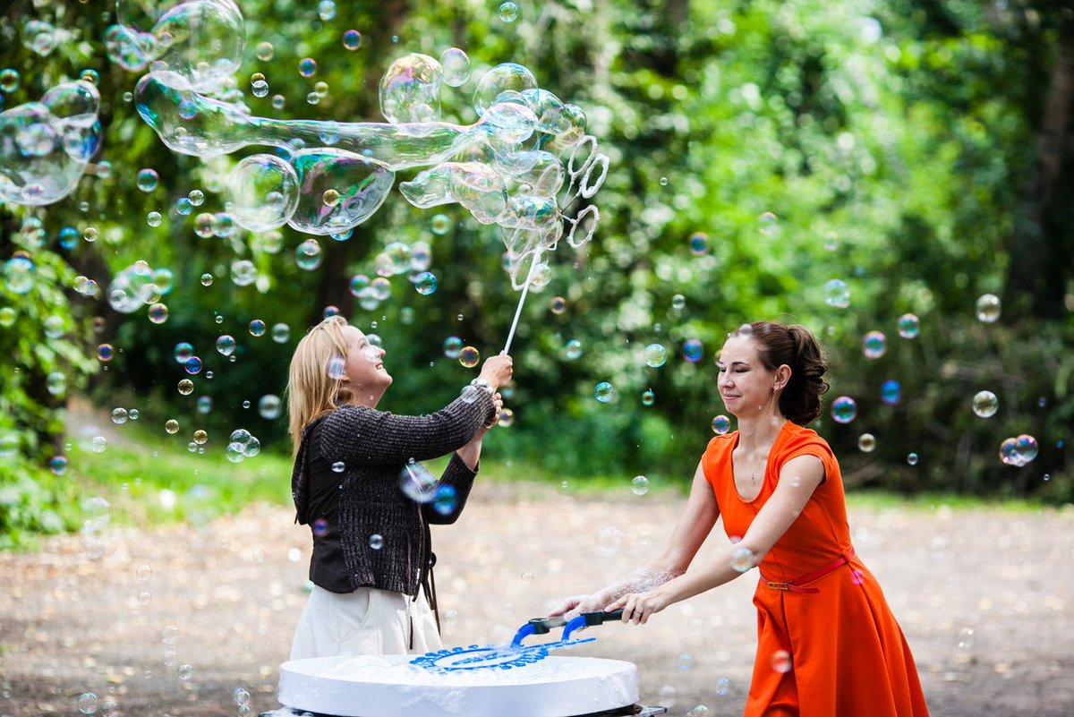 фото с мыльными пузырями на улице идеи сводится тому, чтобы
