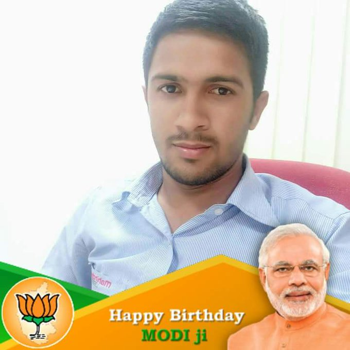 Very very Happy Birthday my  Lovely, Stronger, Smart, powerfull  PM narendra modi sir