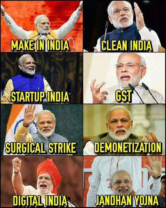 Happy birthday to our Honourable Prime Minister Sri Narendra Modi ji.