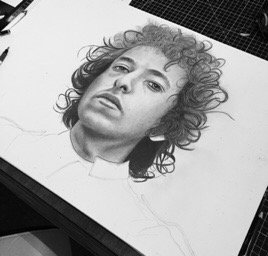 I love it when the #pencil #drawing you&#39;re working on starts to come to life  @FaberCastell  http://www. stowe.gallery  &nbsp;  <br>http://pic.twitter.com/ajS0Nvj3U6
