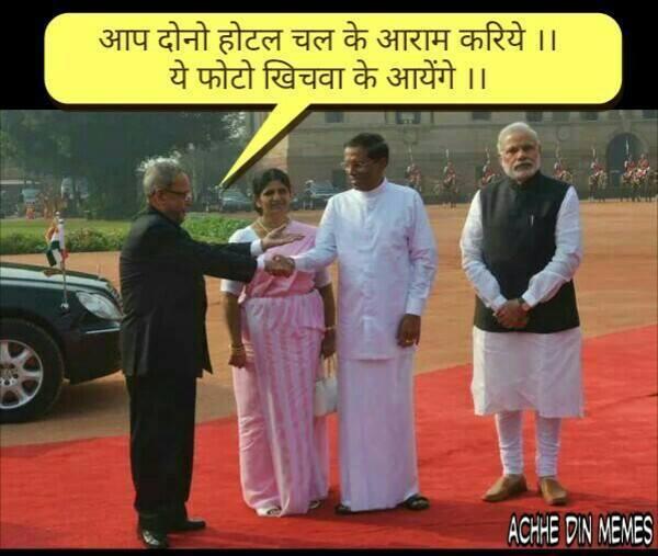 After Happy Birthday to Narendra Modi