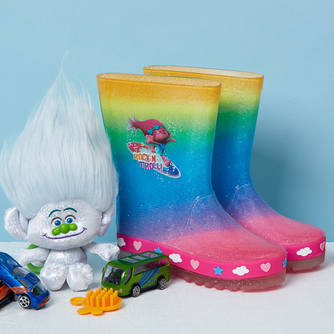 Image result for rock and troll wellies primark