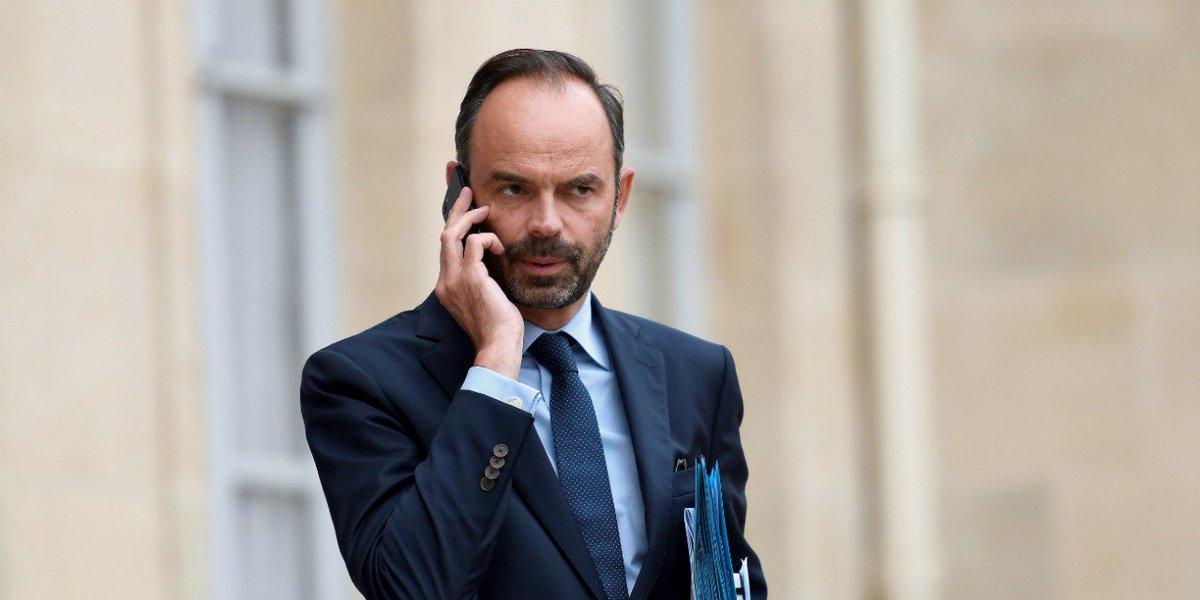 Insolite : ils appellent Matignon et se retrouvent avec Edouard Philippe au bout du fil https://t.co/G2FnhDE74b #Rediff