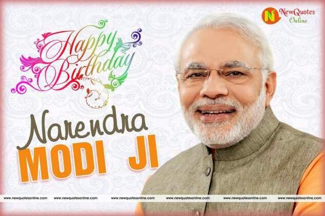 A Wish you Happy Birthday  for    Hon\ble Prime Minister Of India  Shri Narendra Modi