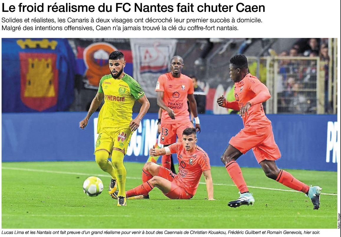 [6e journée de L1] FC Nantes 1-0 SM Caen - Page 2 DJ6HScoW0AAIjPM