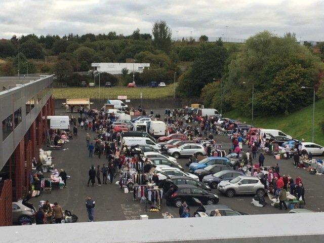 Glasgow Markets On Twitter Blochairn Car Boot Sale Has Now Re