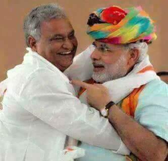 Happy bday pm shree narendra modi ji Dr kirodi lal meena