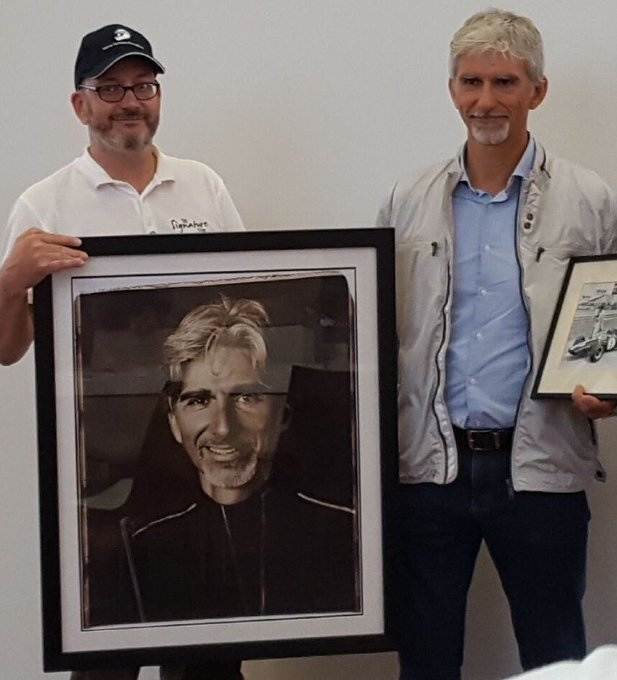 Happy Birthday too Damon Hill, have a great day..