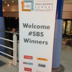 Don't forget to tweet #sbs @TheoPaphitis about your business between 5 and 7.30pm tonight... Lots of luck everyone! #sbswinner
