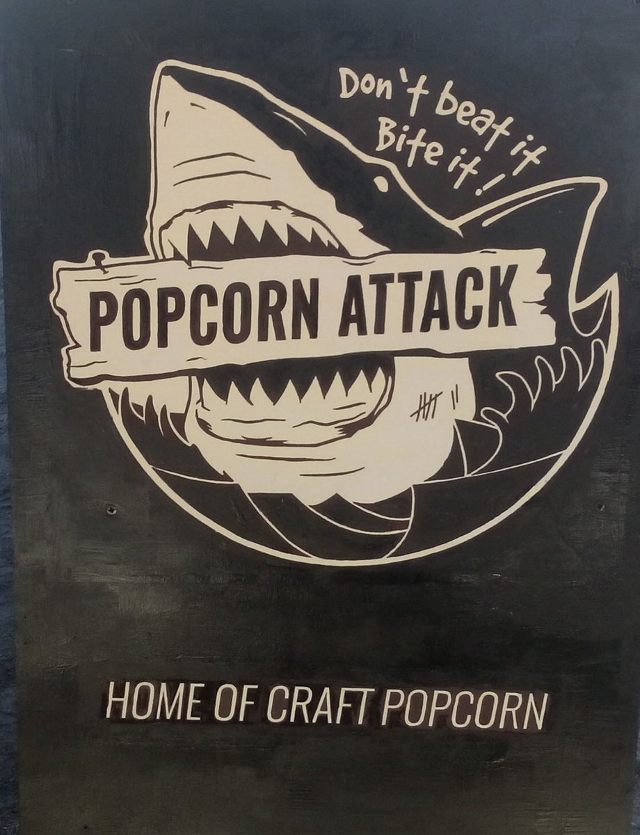 If you see this sign, you&#39;re at the home of #craft #popcorn Come to #brunnenmarkt #berlin #wedding today!<br>http://pic.twitter.com/7eieiaJsQU