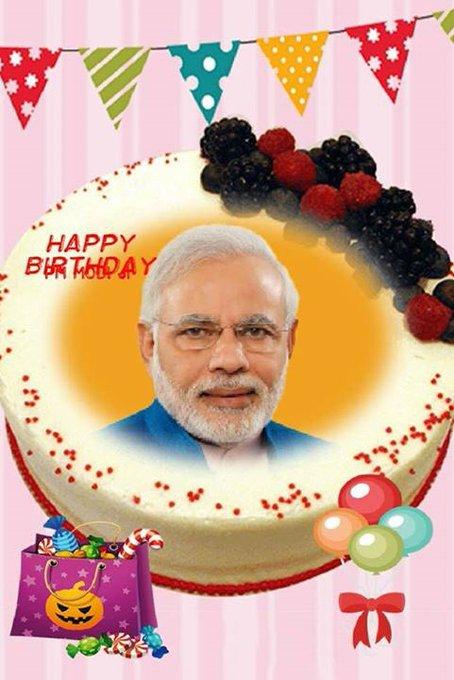Happy Birthday Narendra Modi