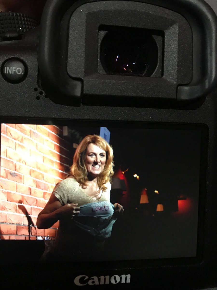 .@LpoolComedyFest and the lovely #pamFord @HWCCLiverpool yesterday! She&#39;s fab! #Comedy #FestivalSeason #liverpool #merseyside<br>http://pic.twitter.com/Aa2pIcNQs0