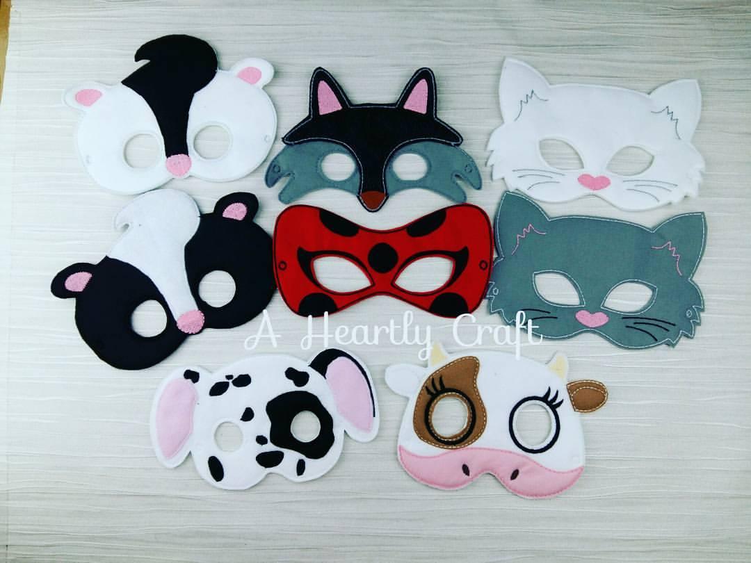 Mask Ideas for #Halloween   https://www. etsy.com/uk/shop/AHeart lyCraft?ref=listing-shop2-all-items-count&amp;section_id=17706822 &nbsp; …  … … #Felt #Mask #Custom #Sundayblogshare #earlybiz #giftideas #bloggerstribe #pinfriends<br>http://pic.twitter.com/wLe1YuTtaY