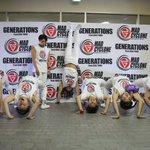 北海道ありがとうございました🙏#GENERATIONS#MADCYCLONE#北海道#真駒内セキスイ…