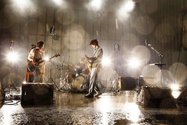 【ライブレポート】plentyが雨の日比谷野音で26曲熱演、13年の活動に幕(写真6枚) #plenty