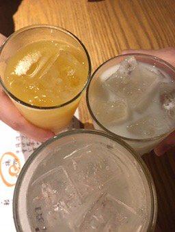 遅い時間からの飲み会! 特に中村繪里子とは、随分前から飲もうと言ってたところからの…!  すげー楽し…
