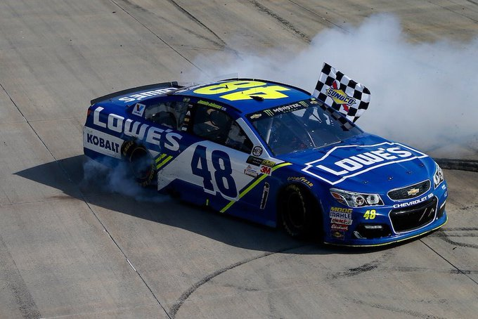 Happy Birthday to 2-time Daytona 500 winner and 7-time NASCAR Cup Series champion, Jimmie Johnson!