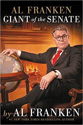 Check out this #Amazon deal: Al Franken, Giant of the #Senate by Al #Franken https://t.co/FqnBTPCZT5  via @amazon
