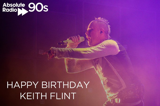 Happy Birthday to Keith Flint. What\s your favourite Prodigy song?