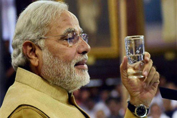 Ek Jaam Birthday K Naam Happy Birthday Shri Narendra Modi Sir