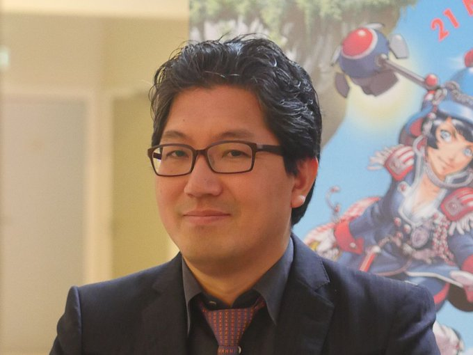 Happy Birthday to Sonic the Hedgehog programmer Yuji Naka, born September 17, 1965.
