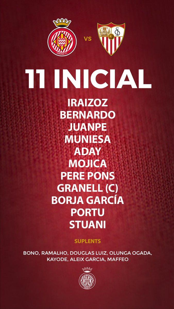 Jornada num. 4- GIRONA FC - SEVILLA  FC. DJ7ZojAW0AAQac7