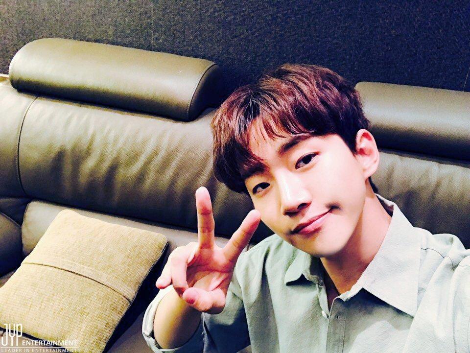 [준호] 조심히 돌아가시고 다음에 또만나요~!  #2PM #JUNHO #준호 #이준호