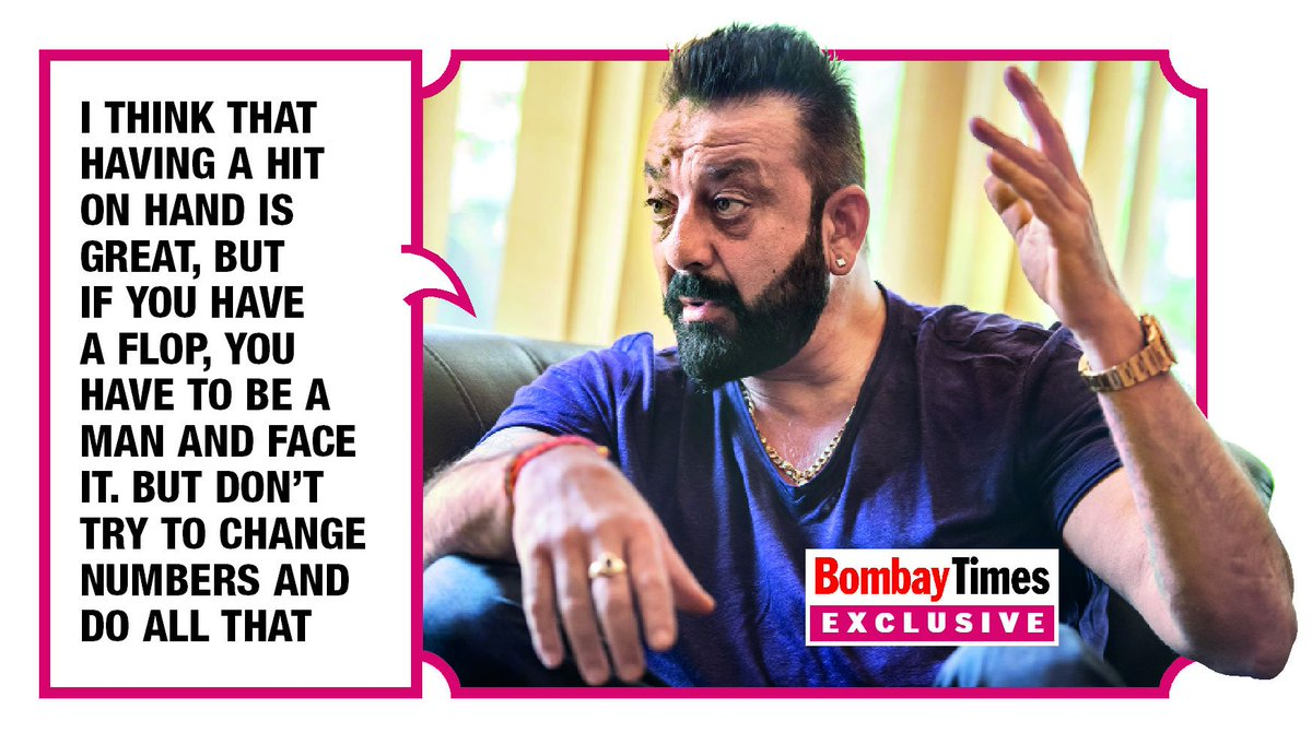 .@duttsanjay talks about #Bollywood movies aiming at box office numbers! <br>http://pic.twitter.com/U14SeADbcb