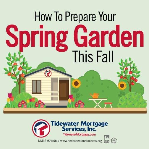 For gardening tips