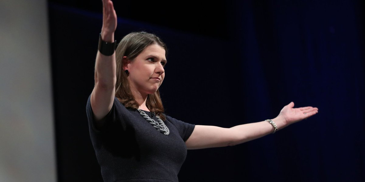Russia And China Now More 'Reasoned' And 'Measured' Than The US, Says Jo Swinson https://t.co/HOFRqJky3q