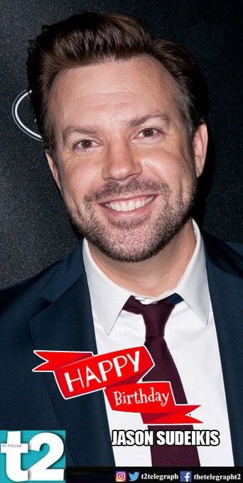Happy birthday Jason Sudeikis. Thanks for all the laughs.