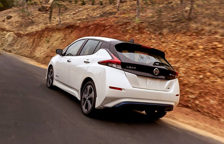 The embodiment of Nissan&#39;s Intelligent Mobility. #Nissan #LEAF #IntelligentMobility #ScienceSunday <br>http://pic.twitter.com/XRZEjedrQV