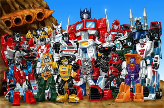 Sept 17, 1984, The Transformers cartoon series debuted in syndication. #80s Ran 4 seasons &amp; 98 episodes. <br>http://pic.twitter.com/32dc0EhnUv