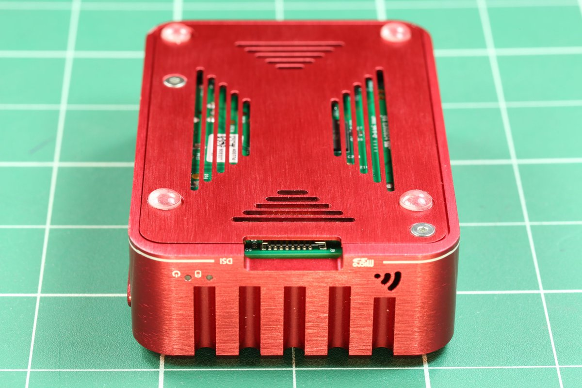 Best passive cooling case! - Raspberry Pi Forums