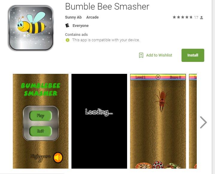Apps bumblebee transformer