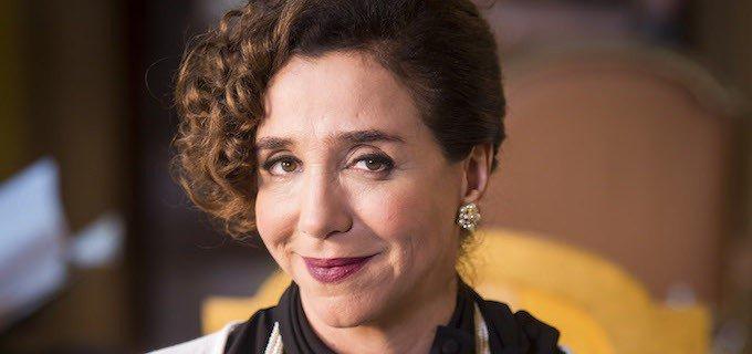 Pelo filho, Marisa Orth disse muito não para novelas: 'Peitava a Globo' https://t.co/KL4S3QhTKi