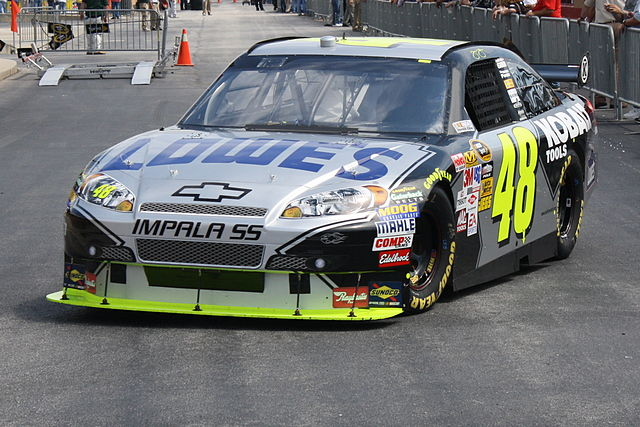 Happy Birthday to the NASCAR great - Jimmie Johnson!