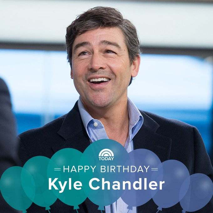 Happy birthday, Kyle Chandler!