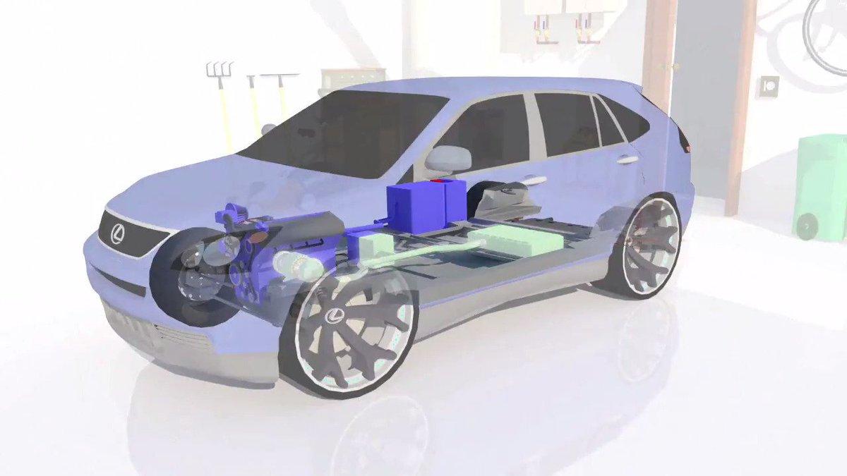 la voiture hybride comment a marche la r ponse dans cette vid ographie afp par afpgraphics. Black Bedroom Furniture Sets. Home Design Ideas