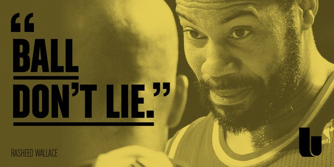 On this day in 1974, a legend was born.  Happy birthday to the great Rasheed Wallace.