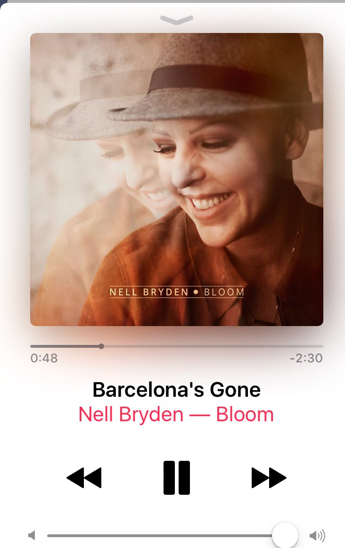 Song of the day. @NellBryden clearly written for @neymarjr https://t.co/gtj1cVgus2